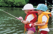 Helping First-Time Anglers