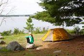 Caliper Lake Provincial Park to...